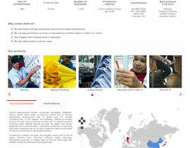 #34 for Corporate Microsite Redesign by CharlesNgu