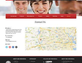 #13 for Corporate Microsite Redesign by thimsbell