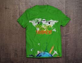 #52 untuk Travel concepted tshirt desings oleh aandrienov