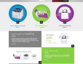 #18 for Facelist/ReDesign a Website (PSD Only) by sysmagix