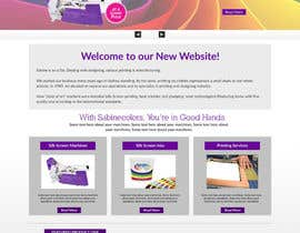#27 for Facelist/ReDesign a Website (PSD Only) by jhess31