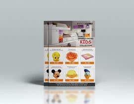 #4 untuk Kids Handles Flyer Design oleh igraphicdesigner