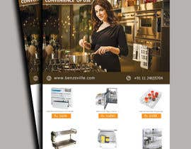 #3 untuk Kitchen Accessories Flyer Design oleh dgnGuru