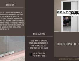 #6 untuk Sliding Fittings Brochure oleh xyz2902