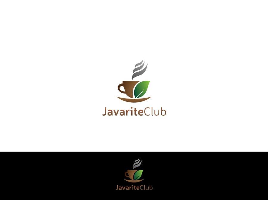 Penyertaan Peraduan #40 untuk Design a Logo for the Javarite Club