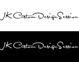#23 untuk Design a Logo for 'JK Custom Design Session' oleh adryaa
