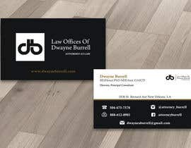 sami24x7 tarafından Design some Business Cards for an attorney için no 5