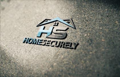 #39 untuk Design a Logo for HomeSecurely.com oleh alikarovaliya