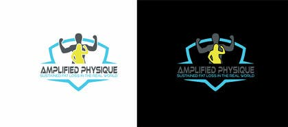 #18 untuk Design a Logo for Amplified Physique oleh olja85
