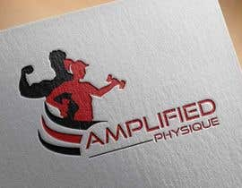 Kdamali tarafından Design a Logo for Amplified Physique için no 16