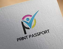 #60 for Design a Logo for PrintPassport.com by notaly