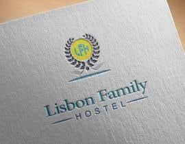 bv77 tarafından Projetar um Logo for a Hostel in Lisbon için no 169