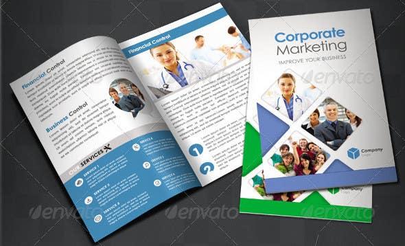 Entry #2 by saif123568 for Design a bi-fold marketing brochure ...
