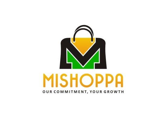 "#68 for Design a Logo for our online company ""Mishoppa"" by ramapea"