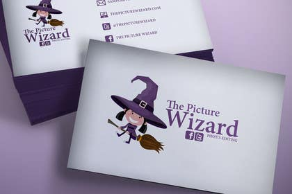 "#10 untuk Design a Logo for ""The Picture Wizard"" oleh eliasbelisario"