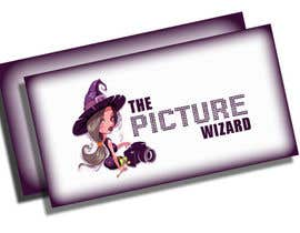 "#11 untuk Design a Logo for ""The Picture Wizard"" oleh ShafinGraphics"