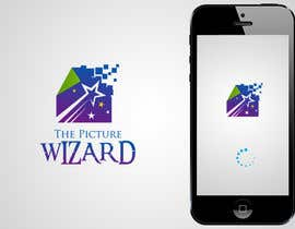 "#22 untuk Design a Logo for ""The Picture Wizard"" oleh iyospramana"