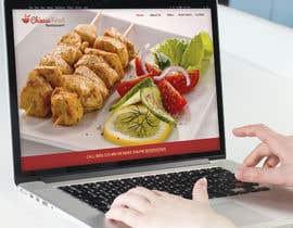 #8 untuk Design a Website Mockup for a  Chinese restaurant oleh habib346