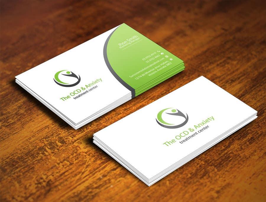 Penyertaan Peraduan #73 untuk Business Card Design