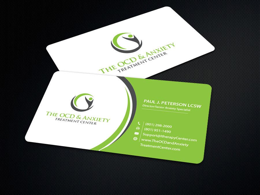 Penyertaan Peraduan #89 untuk Business Card Design