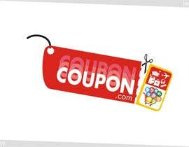 #235 dla Logo Design for For a Coupons website przez innovys