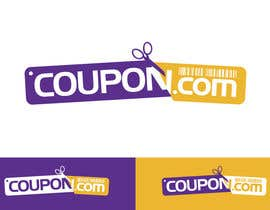 #281 dla Logo Design for For a Coupons website przez ivandacanay