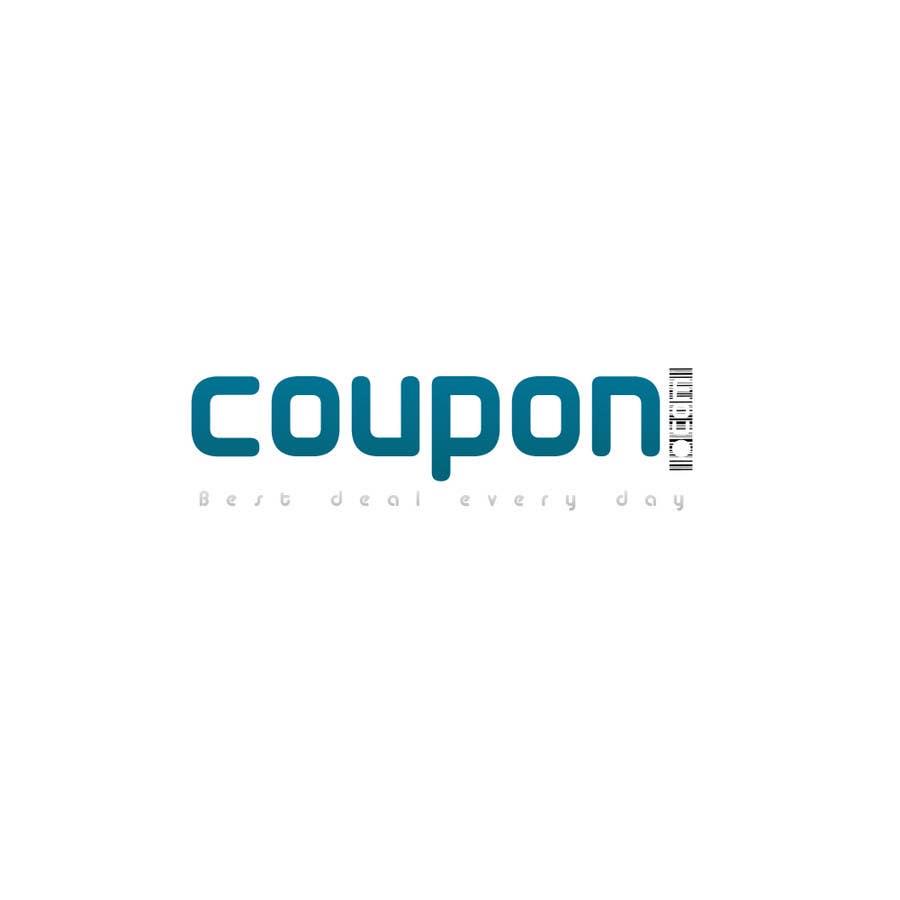 Penyertaan Peraduan #116 untuk Logo Design for For a Coupons website