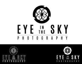 #15 untuk Design a Logo for The Eye In The Sky Photography oleh arvsmedia