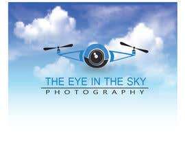 #36 untuk Design a Logo for The Eye In The Sky Photography oleh saif95