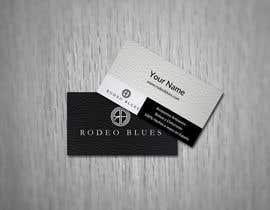#9 untuk Design Business Cards for Rodeo Blues oleh gaurishankarjha