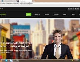 #15 untuk Website template and menu oleh Zulqrnain37