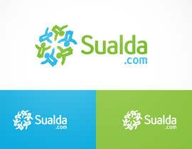 #57 for Design eines Logos for Sualda.com by BrandCreativ3