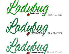 #49 untuk Ladybug Translations needs Logo, Business Card and Letterhead! oleh annievisualart