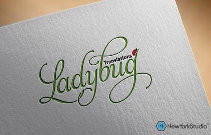 #53 untuk Ladybug Translations needs Logo, Business Card and Letterhead! oleh SergiuDorin