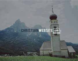 jossmauri tarafından Design a modern Logo for a Christian website için no 144