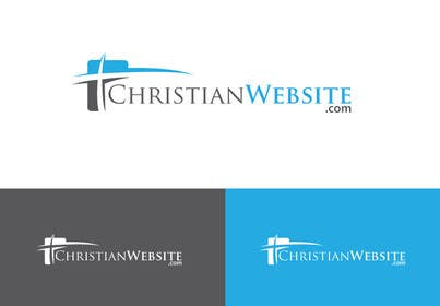 farooqshahjee tarafından Design a modern Logo for a Christian website için no 116