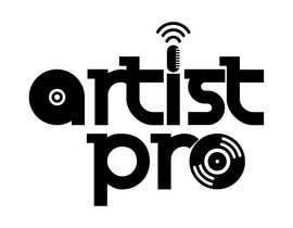#56 untuk Diseñar un logotipo para Artist Pro oleh Dyrender