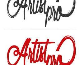 #82 untuk Diseñar un logotipo para Artist Pro oleh LoreBab