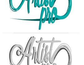 #83 untuk Diseñar un logotipo para Artist Pro oleh LoreBab