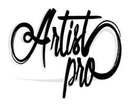 #84 untuk Diseñar un logotipo para Artist Pro oleh LoreBab