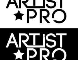 #35 untuk Diseñar un logotipo para Artist Pro oleh ErickGB