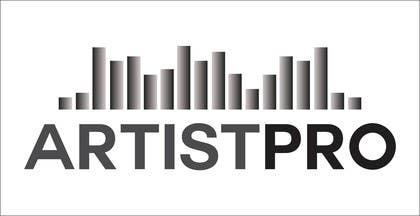 #66 untuk Diseñar un logotipo para Artist Pro oleh leoghelli