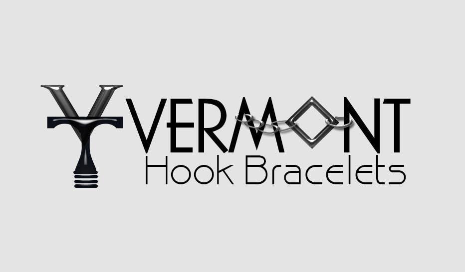 Bài tham dự cuộc thi #                                        11                                      cho                                         Design a Logo for Vermont Hook Bracelets