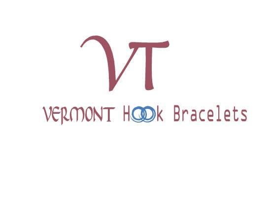 Bài tham dự cuộc thi #                                        41                                      cho                                         Design a Logo for Vermont Hook Bracelets