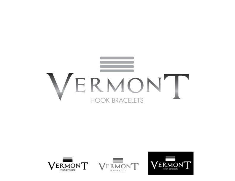 Bài tham dự cuộc thi #                                        14                                      cho                                         Design a Logo for Vermont Hook Bracelets