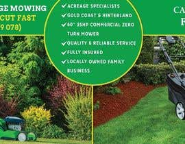 Technolinks tarafından Design an Advertisement for a Lawn Mowing Business için no 11