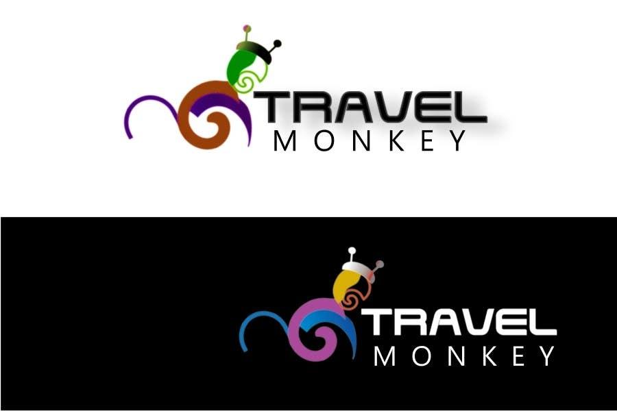Contest Entry #212 for Logo Design for travelmonkey