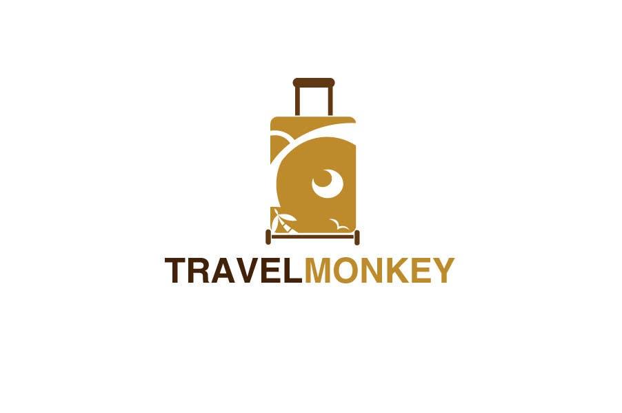 Contest Entry #                                        165                                      for                                         Logo Design for travelmonkey