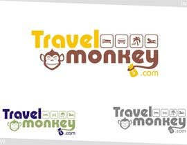 nº 294 pour Logo Design for travelmonkey par innovys
