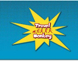 #309 cho Logo Design for travelmonkey bởi rajeshvyas5
